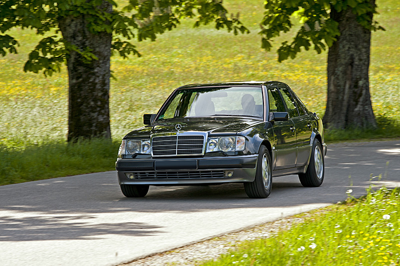 (c) fsp - felix steck Photographer; 500 E W124, Classic Collection M. Diamand
