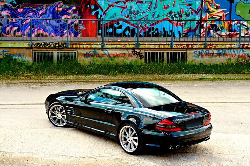 (c) fsp - felix steck Photographer; MB SL55AMG R230, Classic Collection M. Diamand