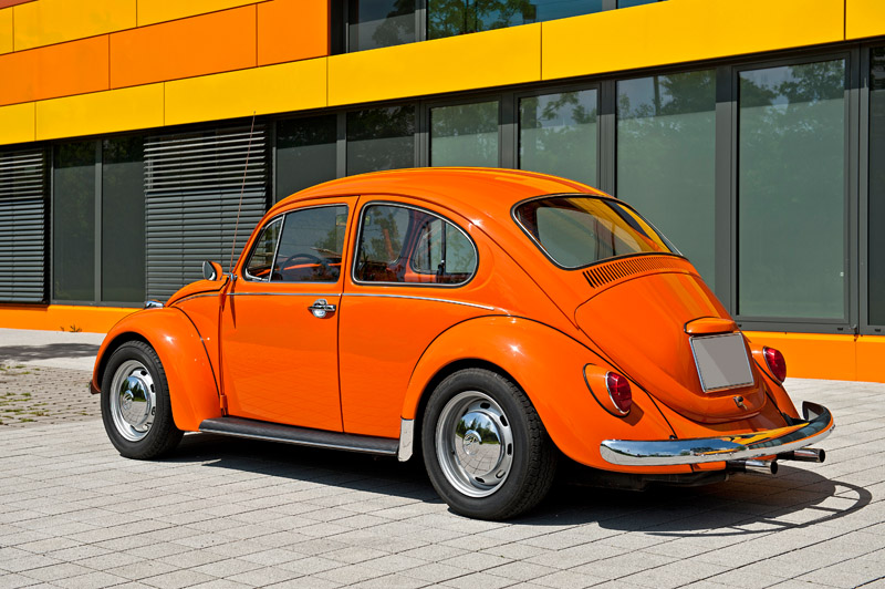 (c) fsp - felix steck Photographer; VW Käfer 1200 - 1,8l sport conversion, Classic Collection M. Diamand