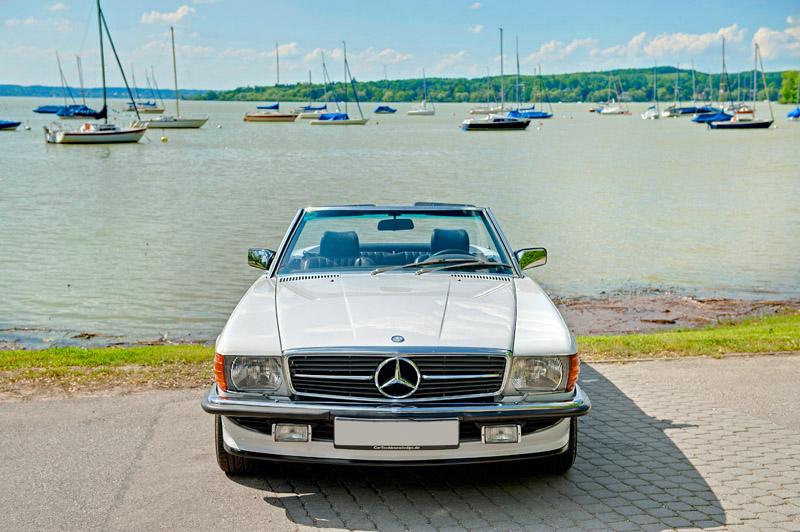 (c) fsp - felix steck Photographer; MB 500SL R107, Classic Collection M. Diamand
