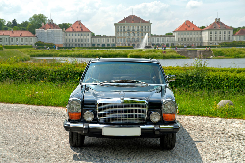 (c) fsp - felix steck Photographer; MB 280C W114, Classic Collection M. Diamand