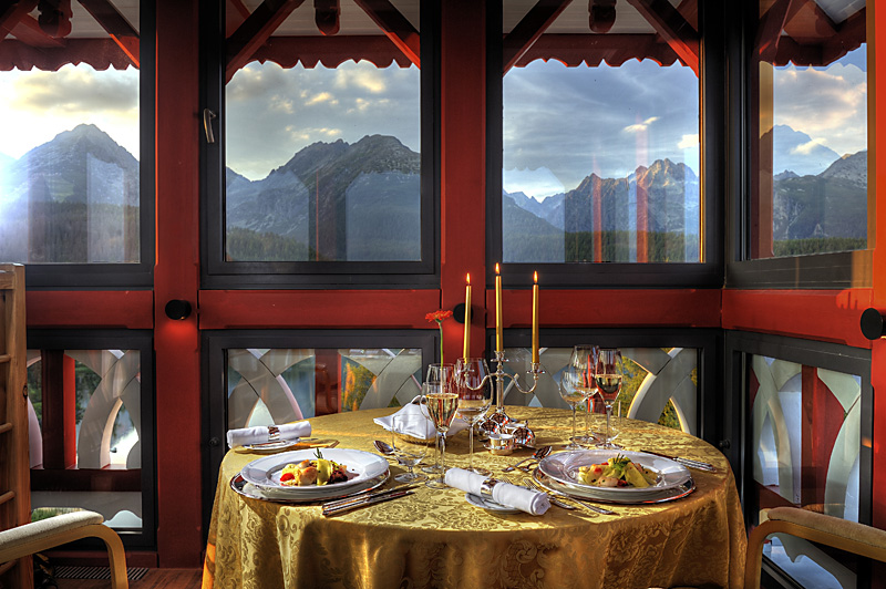 (c) fsp - felix steck Photographer; Kempinski Grand Hotel High Tatras
