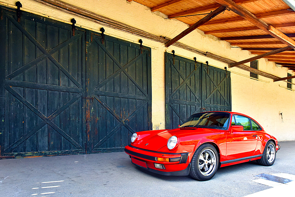 (c) fsp - felix steck Photographer; Porsche 911 Carrera, Classic Collection M. Diamand