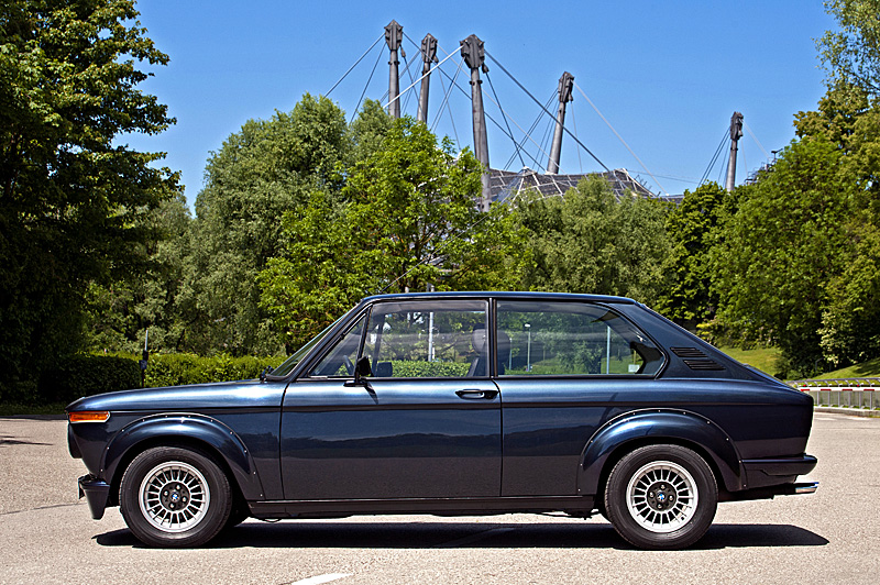 (c) fsp - felix steck Photographer; BMW 2002tii Touring, Classic Collection M. Diamand