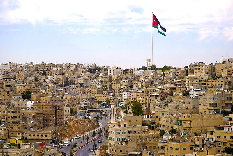 (c) fsp - felix steck Photographer; Amman, Jordanien