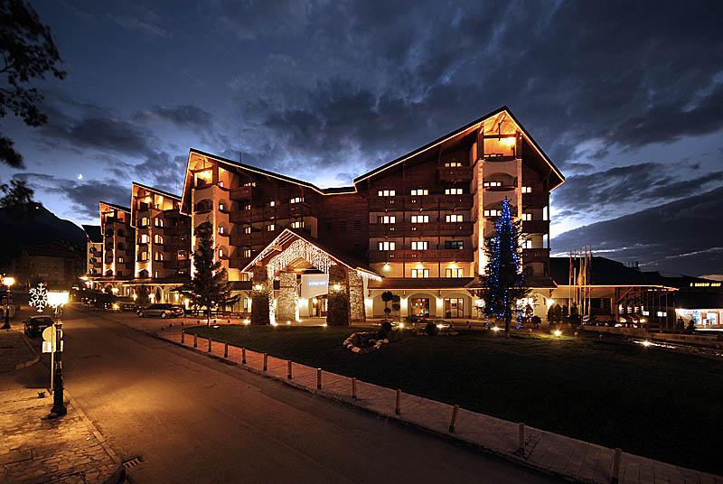 (c) fsp - felix steck Photographer; Kempinski Hotel Grand Arena Bansko