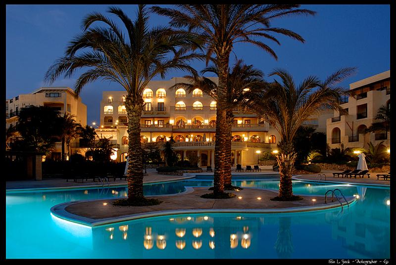 (c) fsp - felix steck Photographer; Hotel San Lawrence Gozo