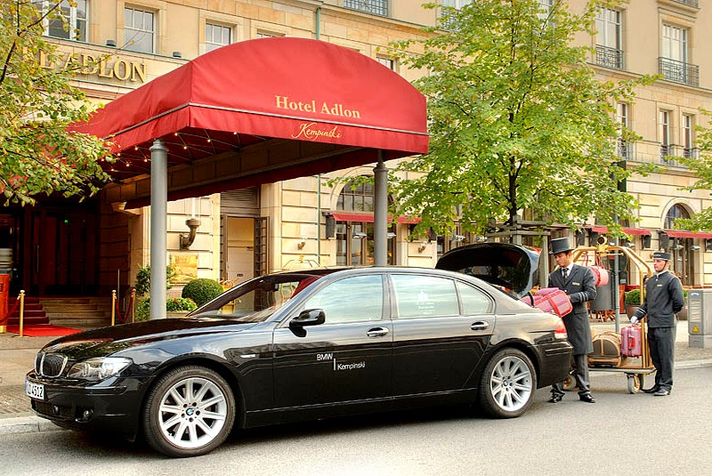 (c) fsp - felix steck Photographer; Hotel Adlon Berlin