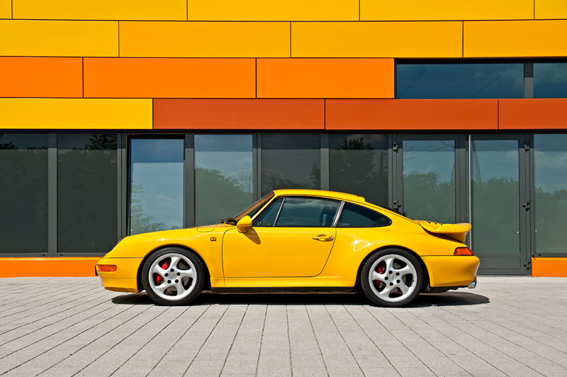 (c) fsp - felix steck Photographer; Porsche 993 Turbo, Classic Collection M. Diamand