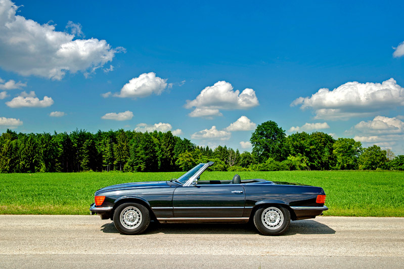 (c) fsp - felix steck Photographer; MB 350SL R107, Classic Collection M. Diamand