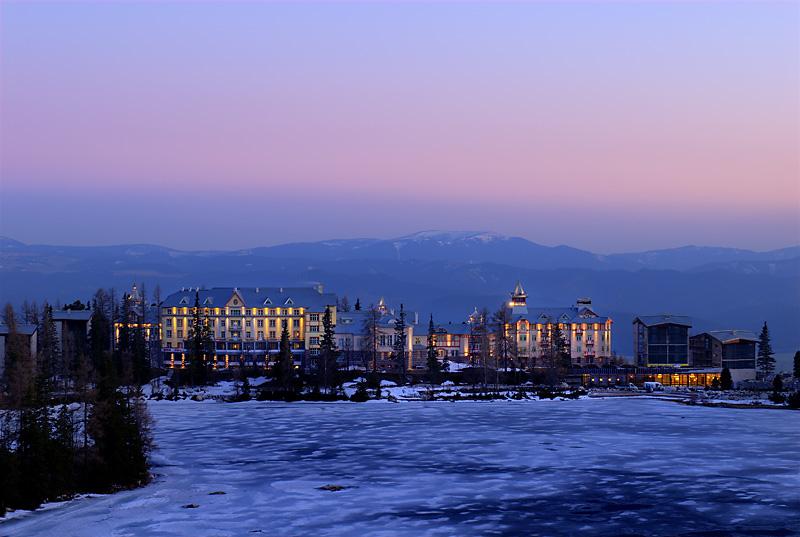 (c) fsp - felix steck Photographer; Grand Hotel High Tatras