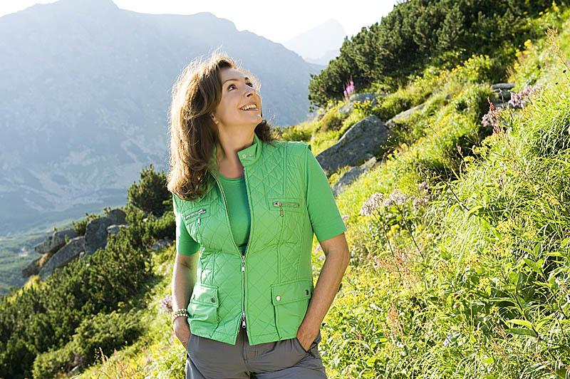 (c) fsp - felix steck photographer; Uschi Dämmrich von Luttitz in der Hohen Tatra