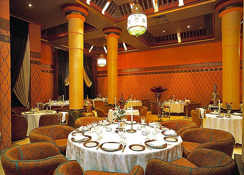 (c) fsp - felix steck Photographer, Marrakech, Restaurant