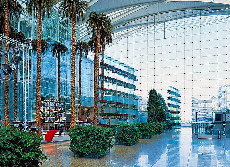 (c) fsp - felix steck Photographer, Munich Airport Hotel