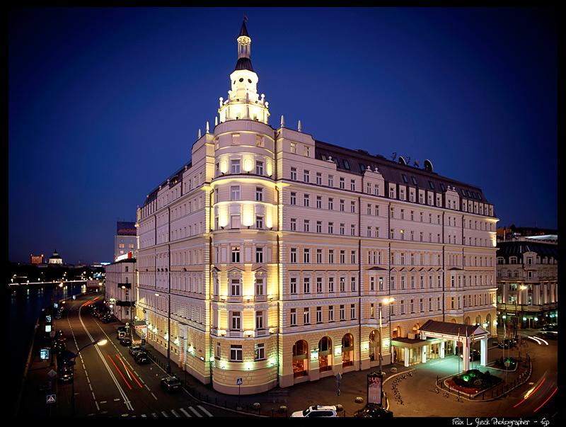 (c) fsp - felix steck Photographer; Hotel Baltschug, Moscow
