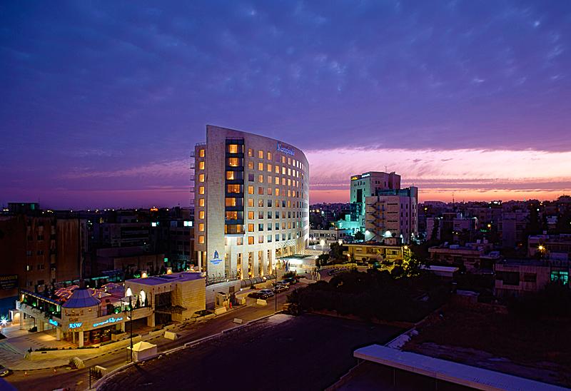 (c) fsp - felix steck Photographer; Kempinski Amman, Jordanien