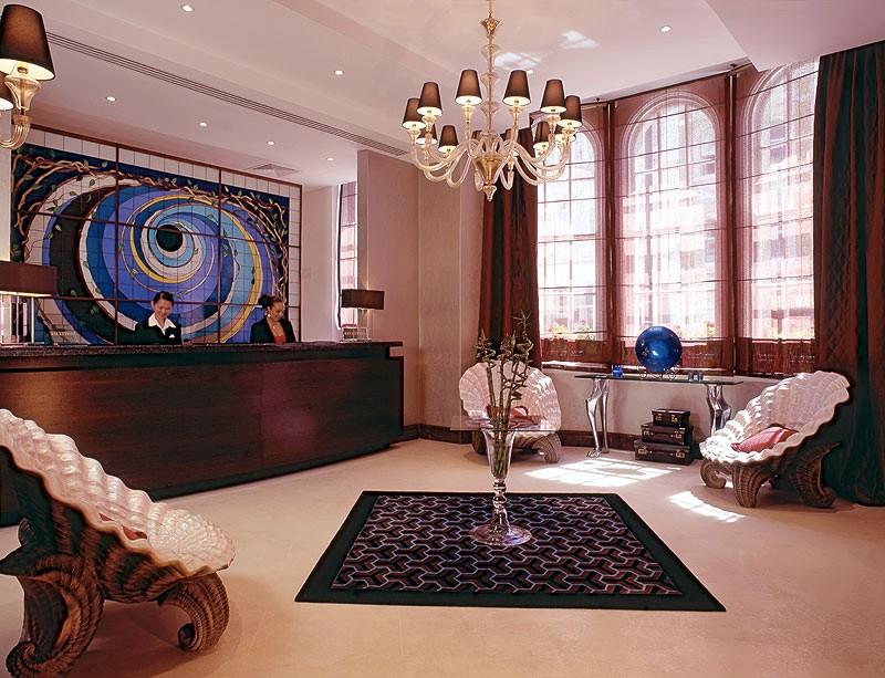 (c) fsp - felix steck Photographer; Courthouse Hotel London