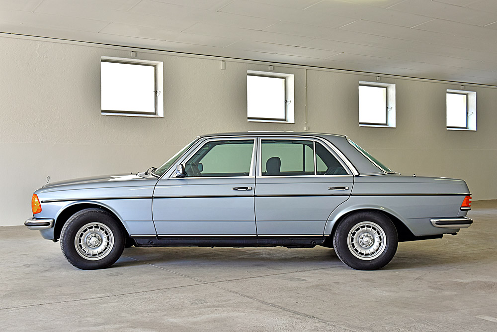 (c) fsp - felix steck Photographer; MB 280E W123, Classic Collection M. Diamand
